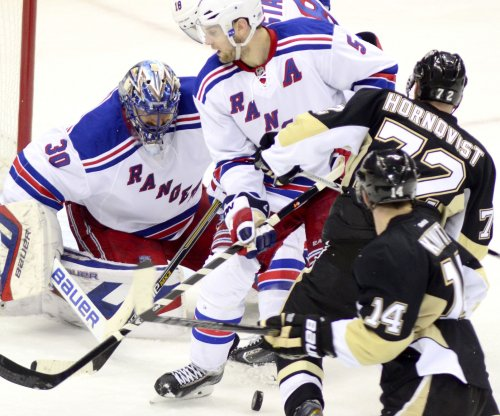 New York Rangers rip Pittsburgh Penguins in game 3