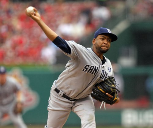 Despaigne pitches San Diego Padres past Miami Marlins