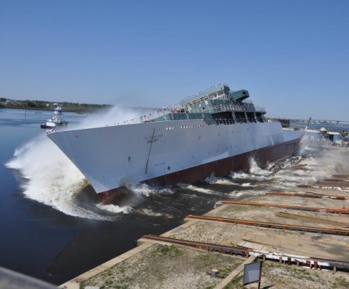 U.S. Navy accepts delivery of USNS Maury
