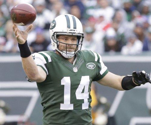 New York Jets' Ryan Fitzpatrick fights poor history vs. Rex Ryan
