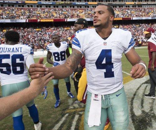 Dallas Cowboys responding to Dak Prescott, says Garrett