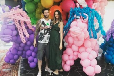 Adam Levine celebrates daughter Dusty Rose's first birthday