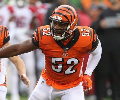 Cincinnati Bengals release veteran LB Preston Brown