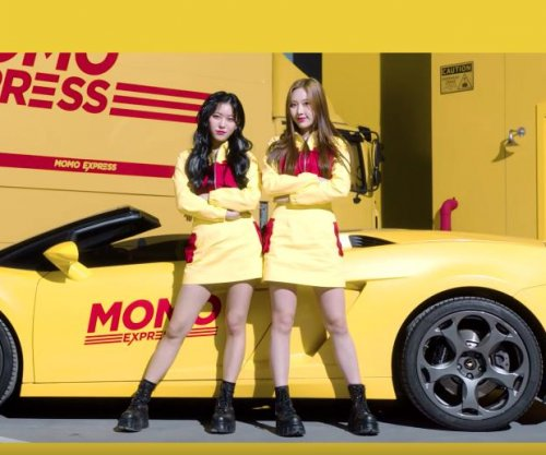 Momoland teases 'Thumbs Up' music video