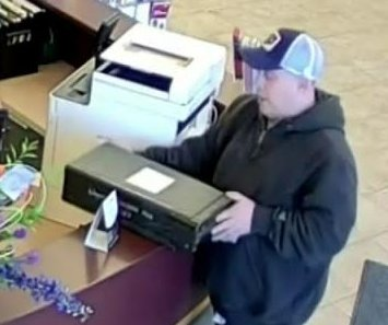 Man finds box of $27,000 outside Michigan credit union
