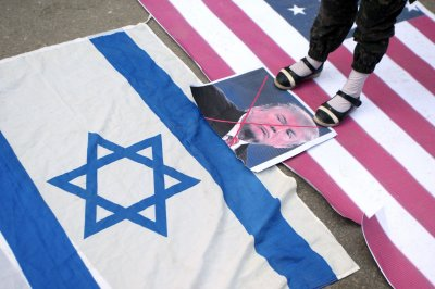U.S. rule change labels goods from West Bank area as 'Made in Israel'