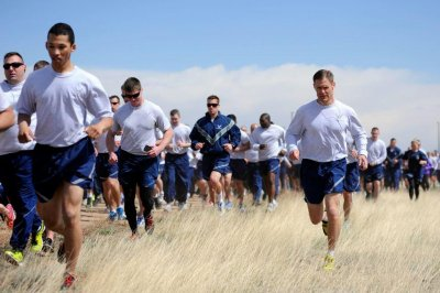 USAF personnel to choose events in latest physical fitness assessment