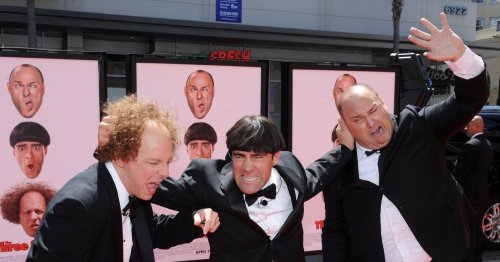'Three Stooges' tops DVD sales chart