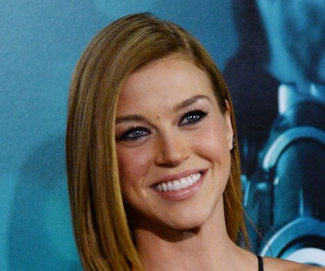 Adrianne Palicki, Nick Blood to lead 'Agents of S.H.I.E.L.D.' spinoff