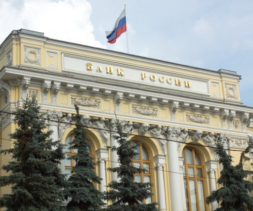 Russia's central bank frets over oil price and sanctions pressure