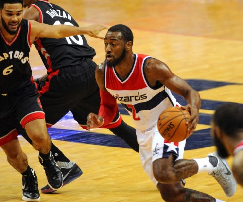 League fines Washington Wizards' John Wall