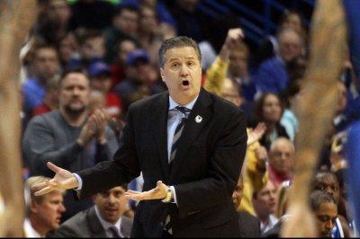John Calipari hopes Kentucky can rebound against UCLA
