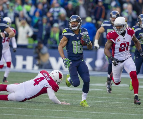 Seattle Seahawks WR Tyler Lockett back at full speed