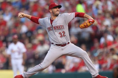Matt Harvey likely pitching last time for Cincinnati Reds in game vs. Philadelphia Phillies