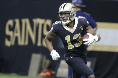 Saints' Michael Thomas channels Joe Horn TD celebration