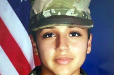 Military says remains found in Texas belong to missing soldier