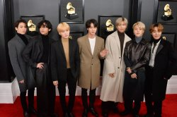 BTS' 'BE' tops the U.S. album chart
