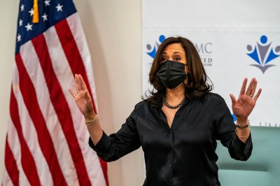 Kamala Harris to be sworn in to vice presidency by Sonia Sotomayor