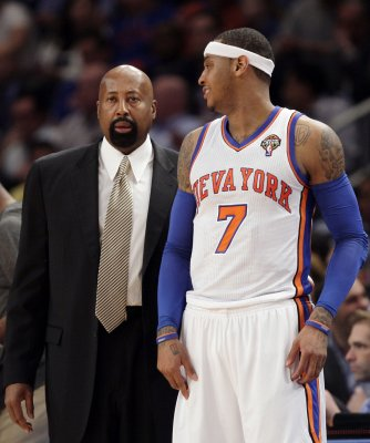 NBA: New York 121, Portland 79