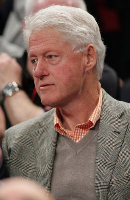 Bill Clinton stumps with Obama