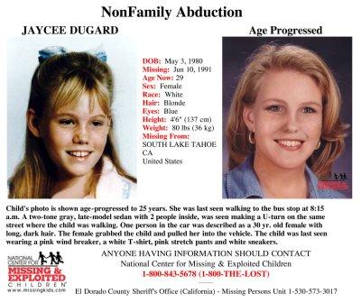 Diane Sawyer to interview Jaycee Dugard