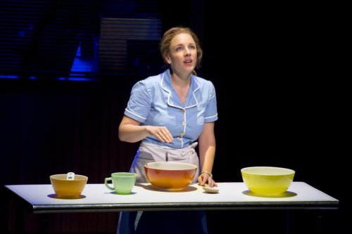 Jessie Mueller to star in 'Waitress' musical on Broadway