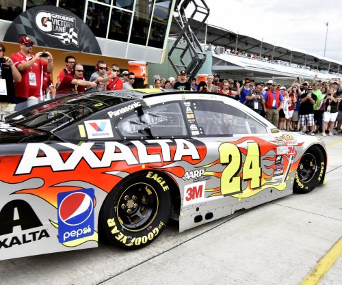Jeff Gordon takes contrarian view on Homestead qualifying