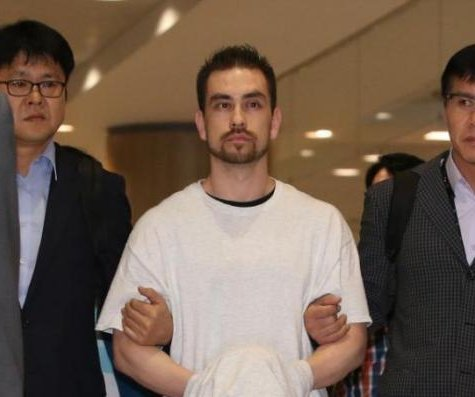 American man sentenced to 20 years for South Korea homicide