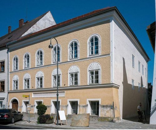 House where Hitler was born set to be demolished