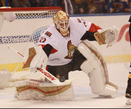 Ottawa Senators G Andrew Hammond needs season-ending surgery