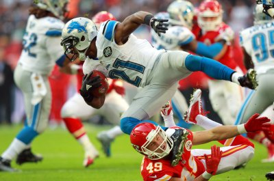 Detroit Lions: Ameer Abdullah confident in team's running game