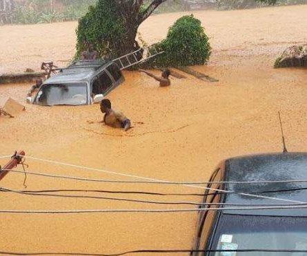 More than 200 dead in Sierra Leone mudslides