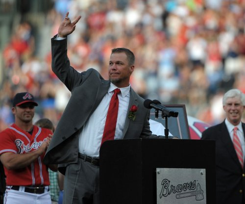 Chipper Jones, Jim Thome lead 2018 MLB Hall of Fame ballot