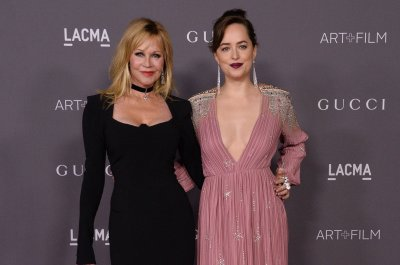 Melanie Griffith on Dakota Johnson dating Chris Martin: 'I adore him!'