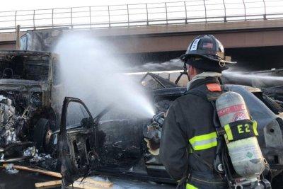 Multiple fatalities in fiery crash on Colorado highway