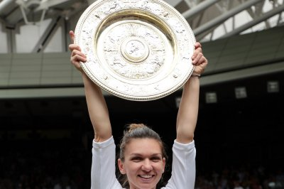 Wimbledon: Halep beats Serena Williams for 2nd Grand Slam title