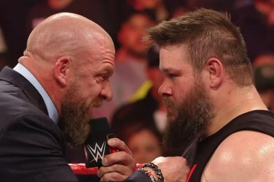 WWE Raw: Triple H tries to recruit Kevin Owens to NXT