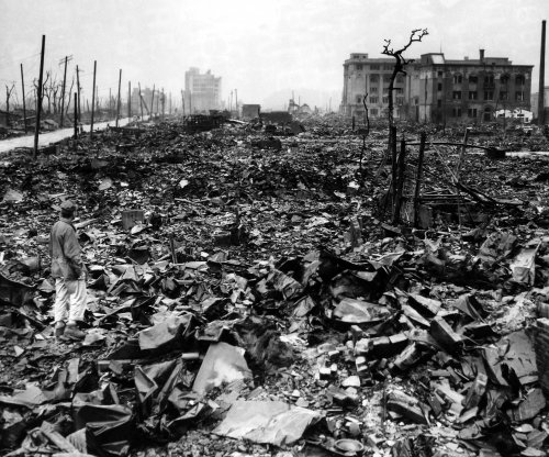 On This Day: Atomic bomb levels Hiroshima