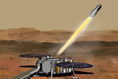 Review board says NASA, ESA ready to pursue Mars sample return mission