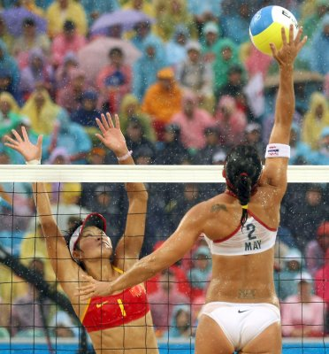 Olympic Medal: W Beach Volleyball