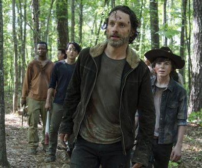 Norman Reedus is keeping Andrew Lincoln's 'Walking Dead' beard in his fridge