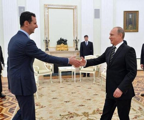 Russia does not call for Assad removal in Syria peace plan