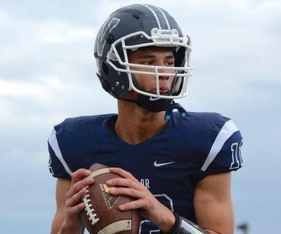 Top 2017 QB Dylan McCaffrey picks Michigan football