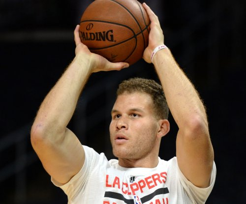 Los Angeles Clippers' Blake Griffin out for Olympics