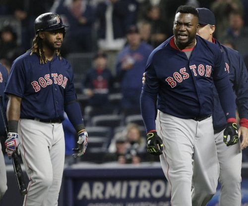 Hot-handed Jackie Bradley Jr. leads Boston Red Sox past Oakland Athletics