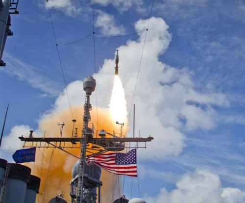 U.S. Navy taps Raytheon for Standard Missile engineering