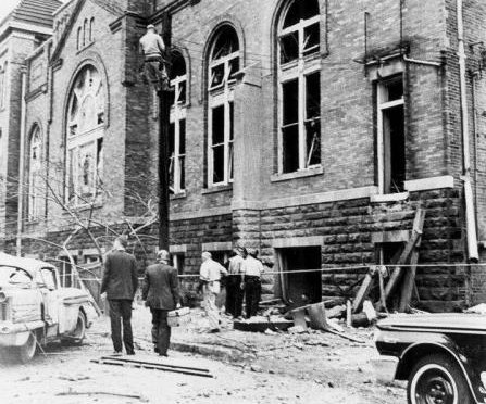 On This Day: Birmingham church bombing kills 4 girls