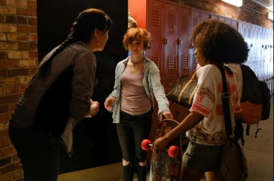 Sophia Lillis starts work on 'Nancy Drew' in Georgia