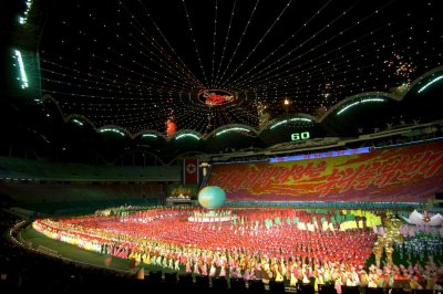 Tickets to North Korea's Mass Games top $900