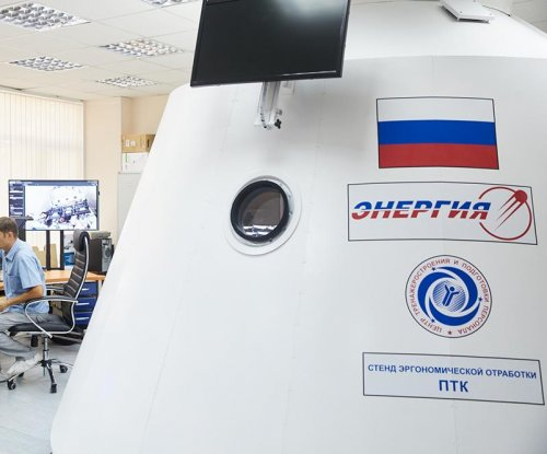 Three Russian space company executives charged with fraud